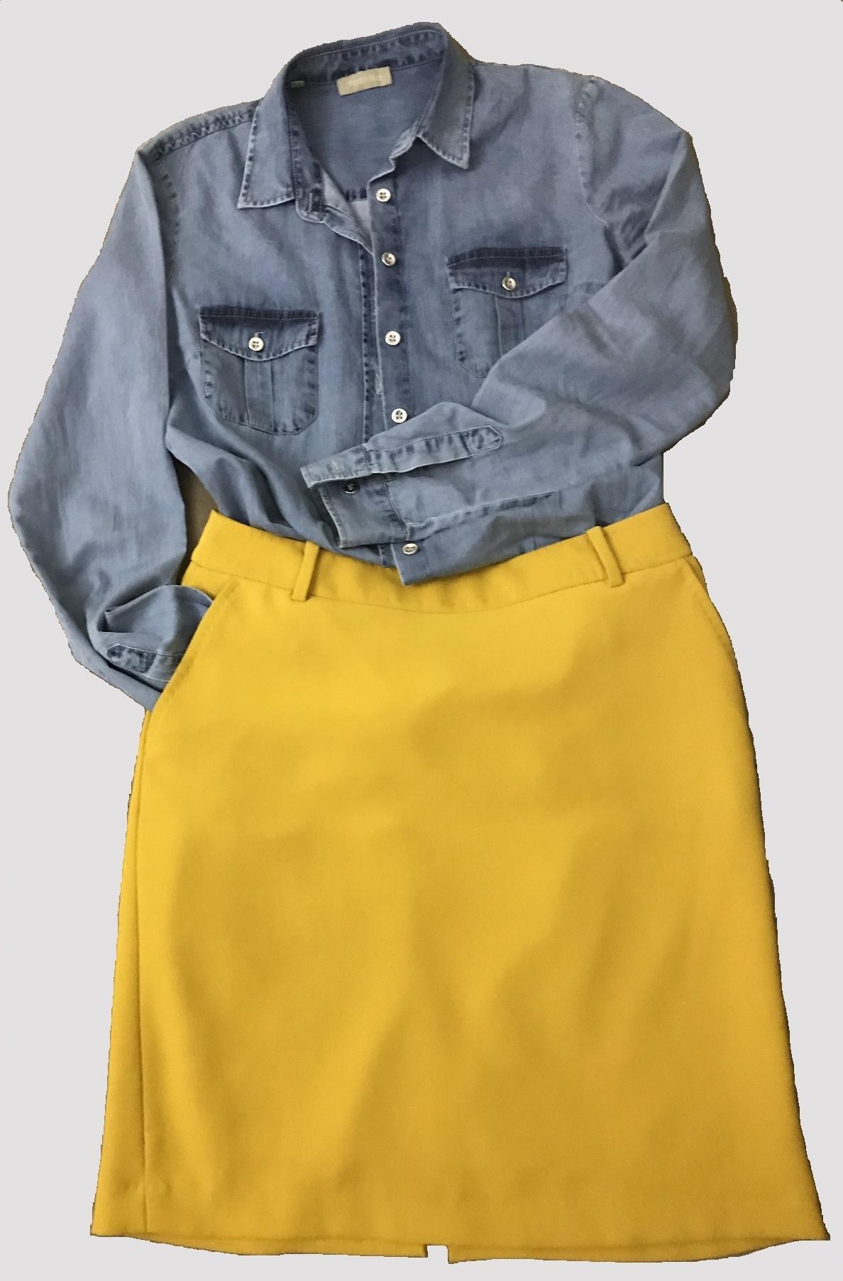 Sarı ve Mavi